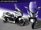 Honda phát triển xe ga Forza 150 để cạnh tranh với Yamaha NM-X