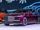 Hồng Kỳ B-Concept - Phiên bản Trung Quốc của xe sang Audi A6L
