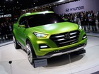 Hyundai Creta phiên bản bán tải bất ngờ được vén màn