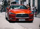Giám đốc thiết kế của Infiniti mang Q60 Coupe 2017 đến Cuba để đăng ký