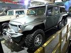 Jeep Wrangler 6x6 - Đối thủ của Mercedes-Benz G63 AMG 6x6