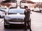 """Sao """"Cậu Bé Karate"""" tậu Tesla Model X trị giá 2,9 tỷ Đồng"""