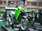 Kawasaki Versys-X 300 2017 ra mắt tại Thái Lan, giá từ 125 triệu Đồng