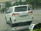 """Xe 8 tỷ Lexus LX570 2016 biển """"ngũ quý 5"""" gây xôn xao trên đường Hà Nội"""