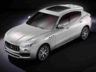 Crossover hạng sang Maserati Levante chính thức lộ mặt