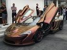Làm quen với chiếc McLaren P1 bọc sợi carbon đổi màu duy nhất trên thế giới