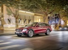 Mercedes-Benz E-Class All-Terrain 2017: Thách thức mọi địa hình