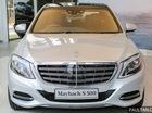 Chi tiết xe siêu sang Mercedes-Maybach S500 tại Đông Nam Á