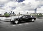 Mercedes-Maybach S600 Guard - Xe du lịch an toàn nhất