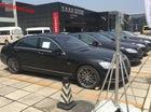 6 chiếc Mercedes-Benz S-Class độ Brabus nằm phơi nắng trước đại lý bỏ không
