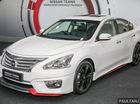 Nissan Teana thể thao hơn với gói phụ kiện chính hãng