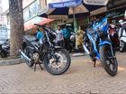 Chi tiết Suzuki Raider 150 FI nhập khẩu tại Việt Nam