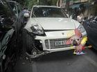 Trong vòng 24h, đã có 2 chiếc Porsche Cayenne gặp nạn tại Việt Nam