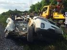 Khánh Hòa: Tàu hỏa đâm Kia Sorento, 1 người chết, 3 người bị thương
