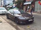 Bắt gặp Tesla Model S đeo biển ngoại giao tại Đà Nẵng