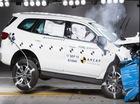 Toyota Fortuner và Ford Everest mới đạt điểm an toàn tối đa