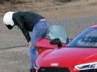 Người dẫn chương trình mới của Top Gear… bị say xe