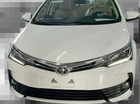 Bắt gặp Toyota Corolla Altis 2017 có thể về Việt Nam tại Đài Loan