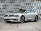 Volkswagen Phideon, đối thủ của Mercedes E-Class, được chốt giá 1,18 tỷ Đồng