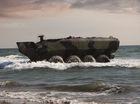 Xe tăng lội nước 8 bánh của Hải quân Mỹ đi vào thử nghiệm