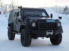 Mercedes-Benz thử nghiệm xe thiết giáp hạng nhẹ mới
