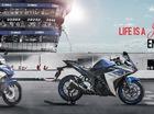 Yamaha hé lộ gian trưng bày trong triển lãm xe máy Việt Nam 2016