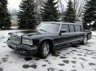 Limousine của Tổng thống Nga Vladimir Putin tìm chủ mới với giá 1,2 triệu USD