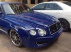 """Chiếc xe """"Bentley 2 tỷ Đồng"""" bị bắt giữ là Bentley xịn """"độ"""" Mulsanne"""