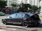 Hàng hiếm Bentley Continental Flying Spur độ Mansory gặp nạn tại Sài Gòn
