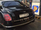 """Choáng với xe siêu sang Bentley Mulsanne mang biển số """"khủng"""""""
