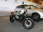 """""""Mục sở thị"""" BMW R NineT Scrambler 2016 tại Việt Nam, giá từ 600 triệu Đồng"""