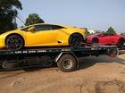 Bộ 3 siêu xe Lamborghini hơn 60 tỷ Đồng Nam tiến