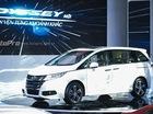 Xe gia đình Honda Odyssey chốt giá 1,99 tỷ Đồng tại Việt Nam