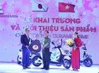 Công an Hà Nội sẽ dùng xe máy điện làm xe công vụ?