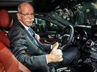 Sếp cao nhất của Mercedes-Benz có thu nhập 1 tỷ Đồng/ngày