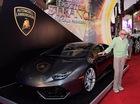 "Siêu xe Lamborghini Huracan góp mặt trong phim bom tấn ""Doctor Strange"""