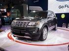 Ford Explorer - Ngôi sao SUV tại VMS 2016
