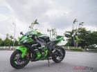 Chiêm ngưỡng Kawasaki ZX-10R 2016 giá nửa tỷ Đồng tại Hà Nội
