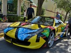 "Ferrari 458 Spider phiên bản ""tắc kè hoa"" tại Mỹ"