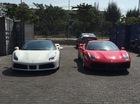 """Thêm 2 chiếc Ferrari 488 GTB được """"khui công"""" tại Sài Gòn"""