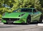 Bắt gặp hàng hiếm Ferrari F12tdf trong màu sơn độc