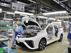 Toyota tạm thời dừng sản xuất ô tô vì thiếu thép