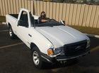 """Ford Ranger """"mui trần"""" giá 75 triệu đồng tại Mỹ"""