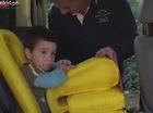 Chiếc ghế an toàn này sẽ cứu con bạn nếu tai nạn xảy ra