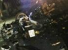 2 xe máy tông nhau, 6 người thương vong