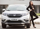 Honda CR-V bất ngờ đánh bại Mazda CX-5