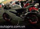 Hé lộ Superbike mà Ducati mang tới Audi Progressive 2016
