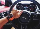 Cận cảnh đồng hồ Seven Friday P3/04 KUKA sánh vai cùng Jaguar - Land Rover