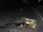 Hy hữu: Lao xe máy vào hiện trường tai nạn giao thông, nam thanh niên nguy kịch