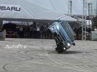 """Xem """"ảo thuật gia của xế"""" biểu diễn cùng Subaru tại Hà Nội"""